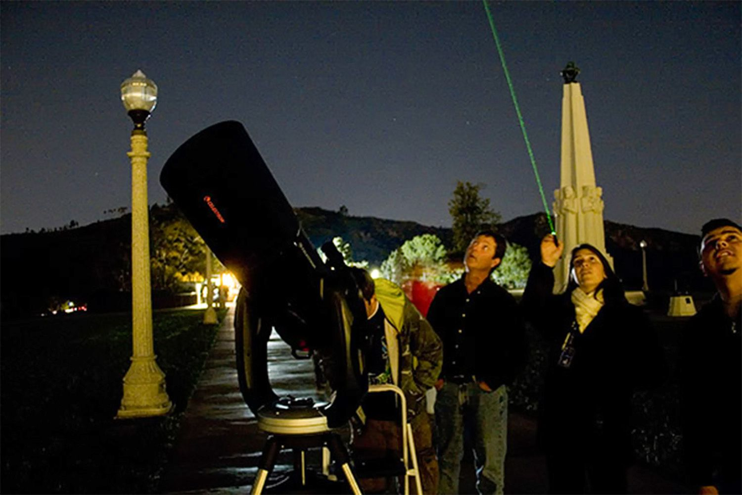 Star Party at the Griffith Observatory