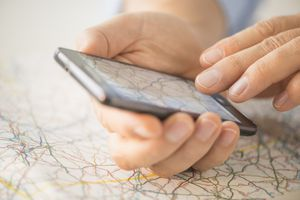 Map Apps for Driving Directions