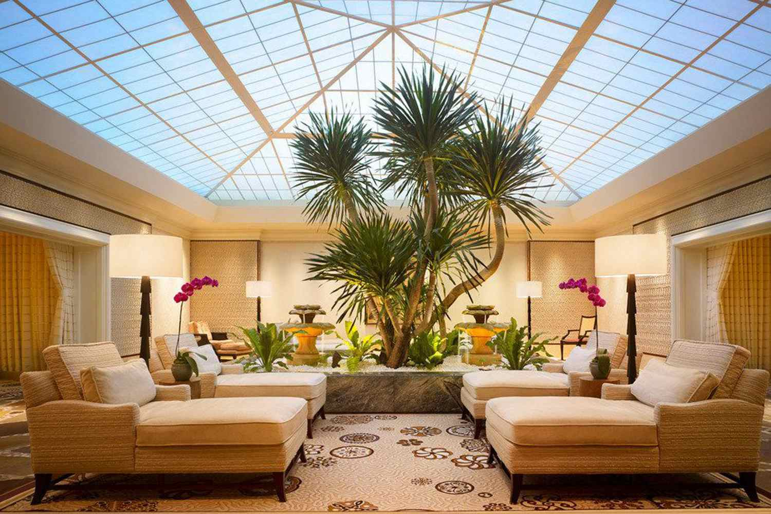 Spa At Wynn Relaxation Lounge