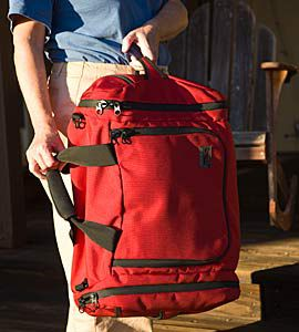 347be54756 A Review of the Tom Bihn Aeronaut 45 Carry-On Bag.