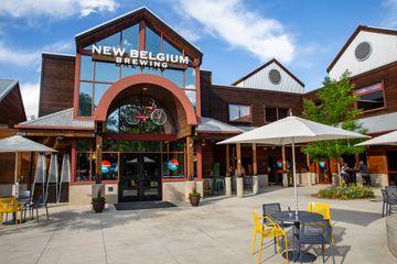 New Belgium Brewing Company in Fort Collins, Colorado