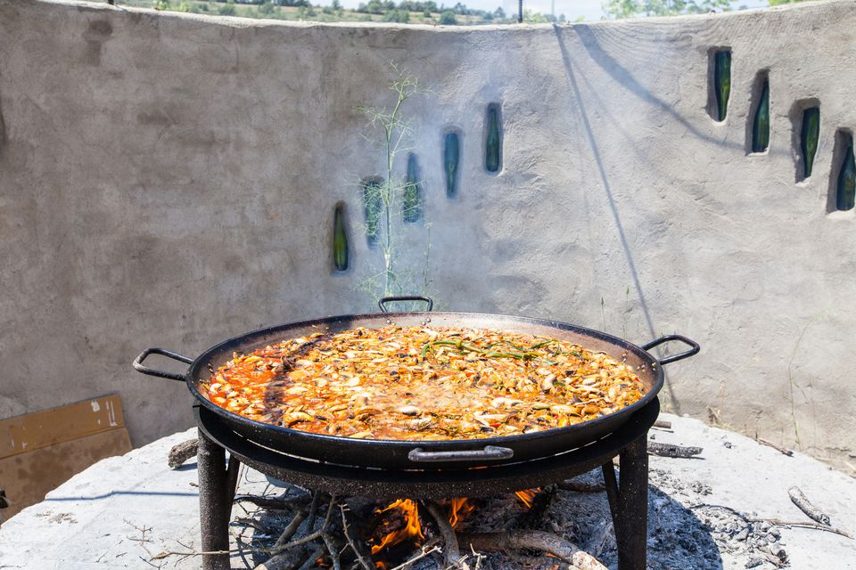 The best traditional vegetarian dishes in spain paella vegetariana forumfinder Gallery
