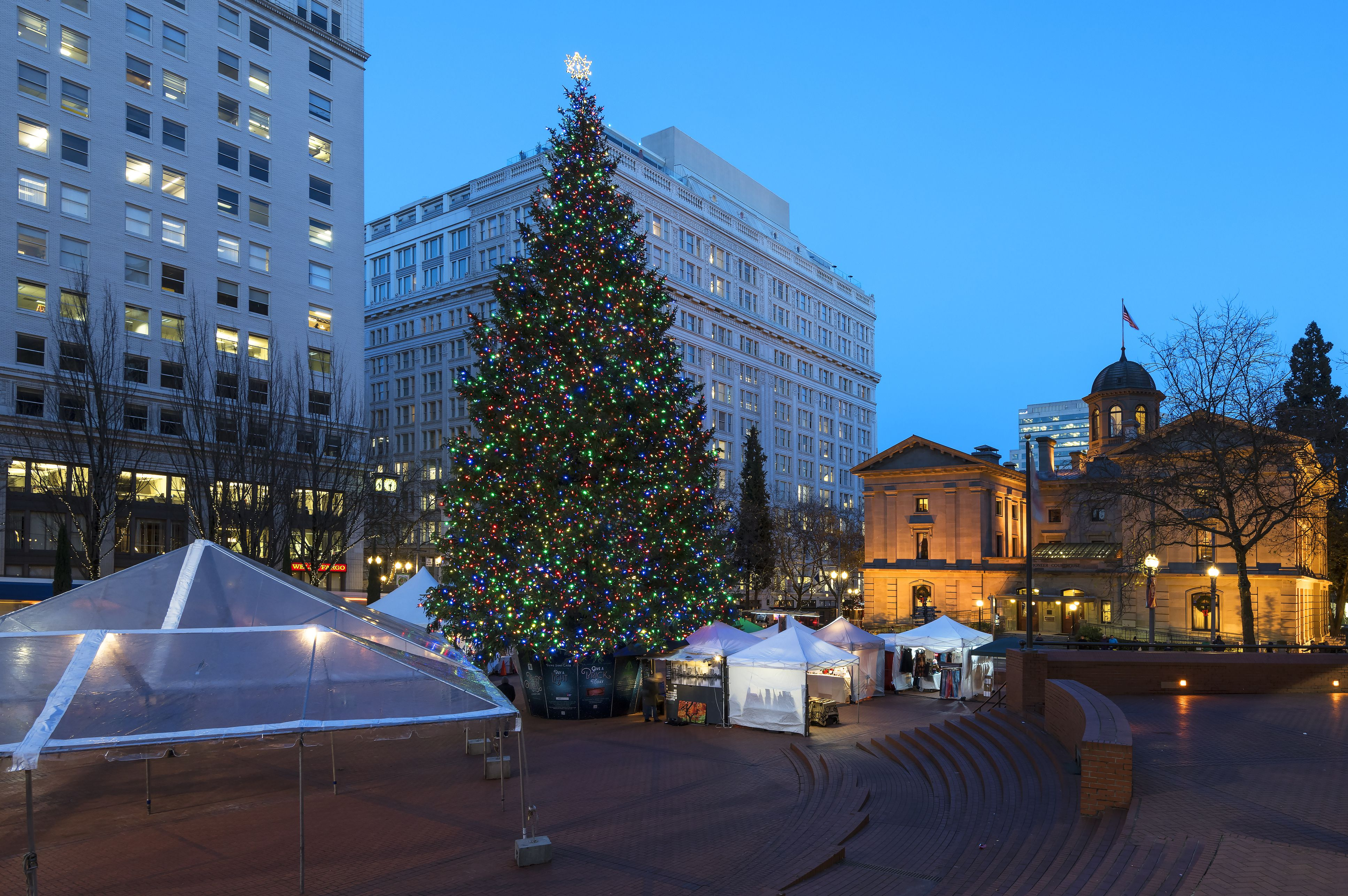 Things to Do for the Holidays in Portland OR