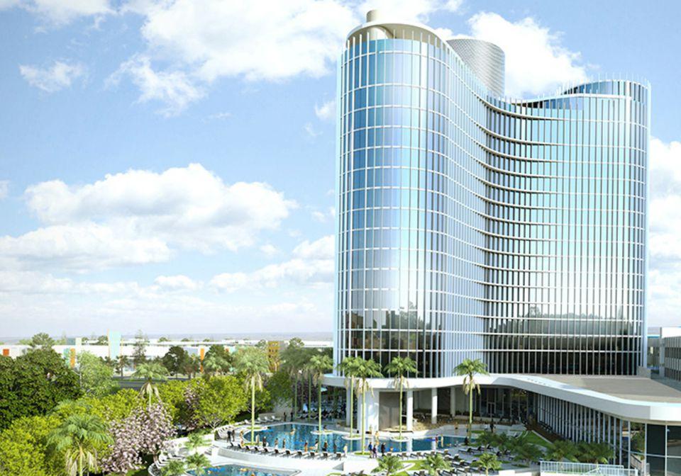 Universal's Aventura Hotel at Universal Orlando Resort