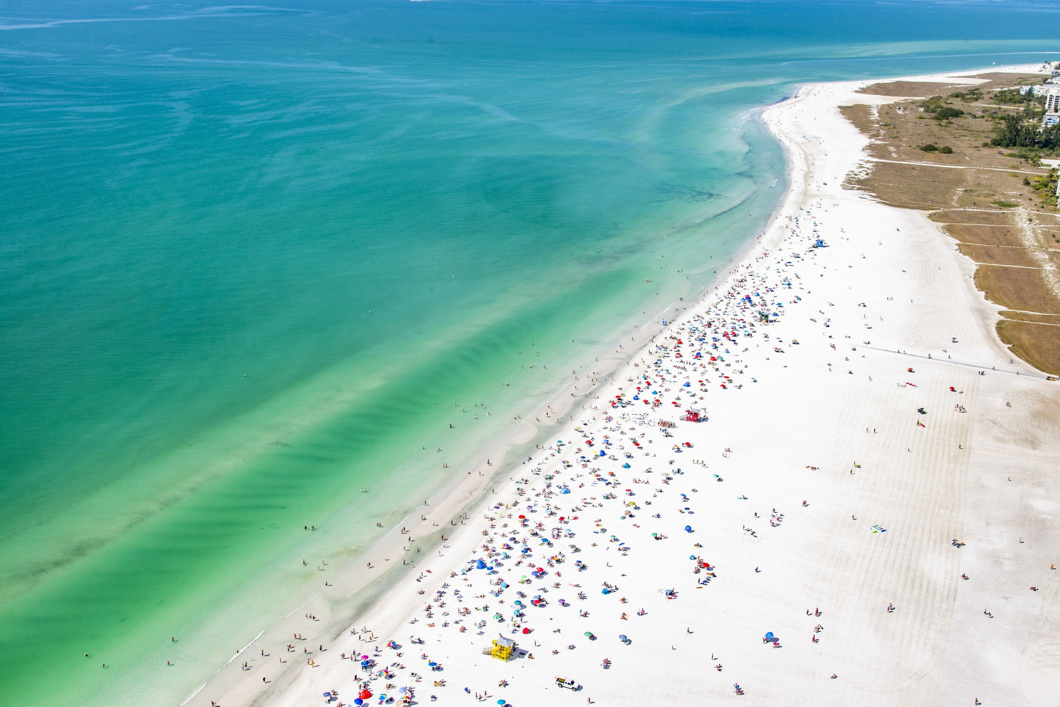 The Top Beaches on Florida's Gulf Coast