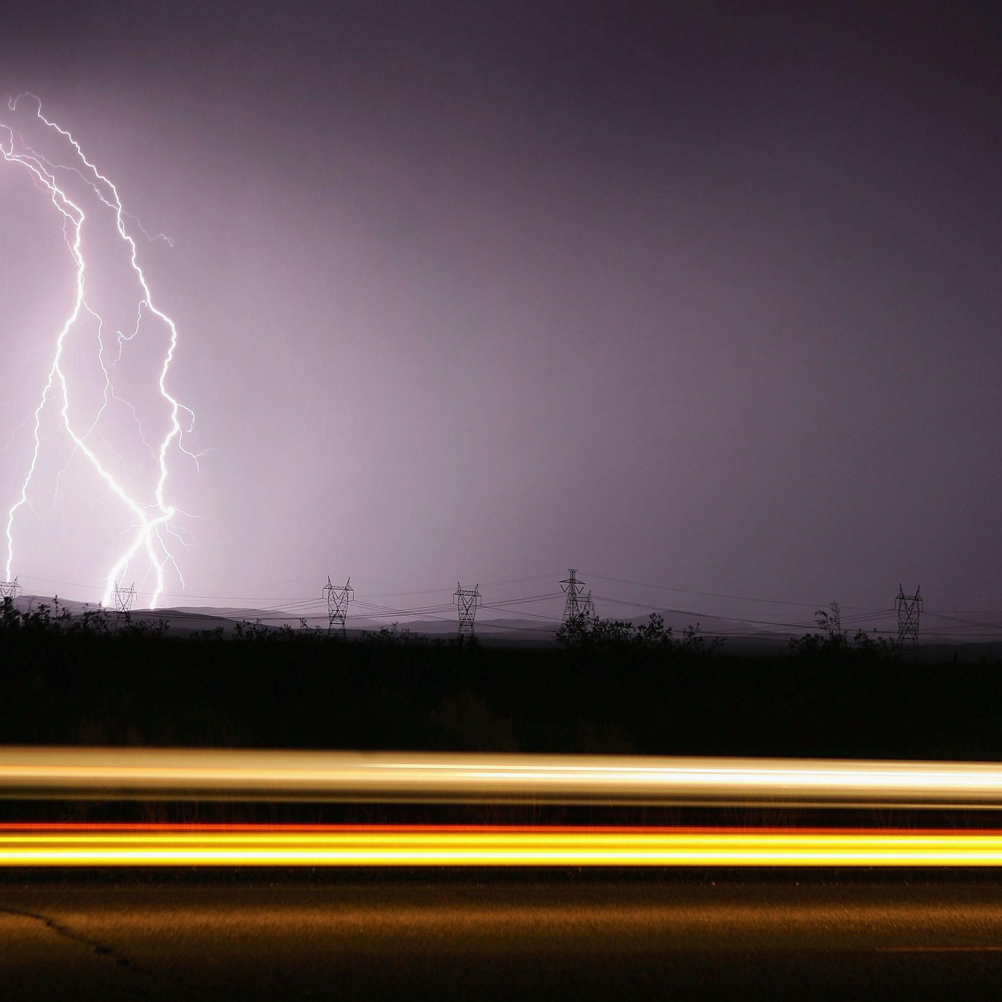 RVer Preparedness for Lightening and Thunderstorms