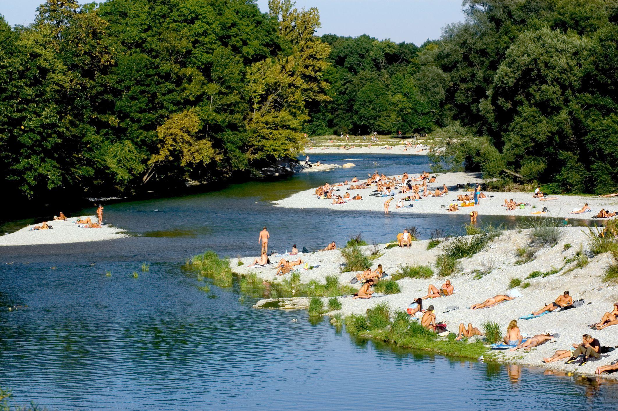 6 Nude Sunbathing Spots In Munich