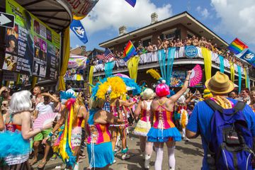 Southern decadence festival