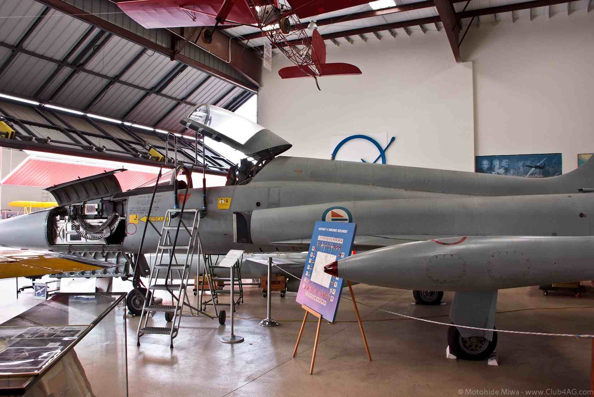 Western Museum of Flight in Torrance