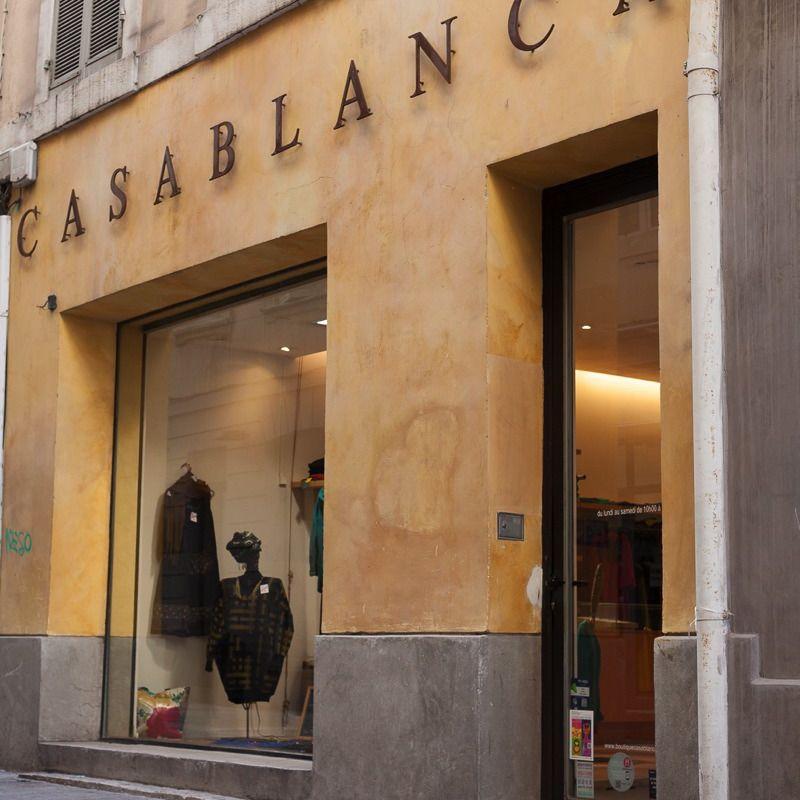 Boutique on Rue de la Tour, Marseille