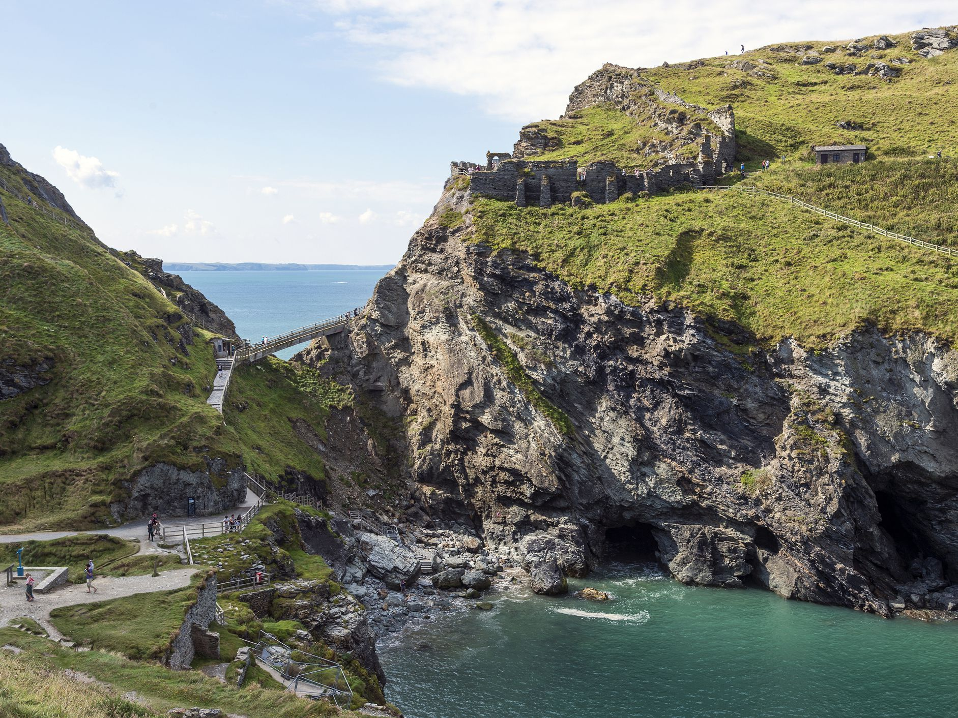Tintagel Castle: The Complete Guide