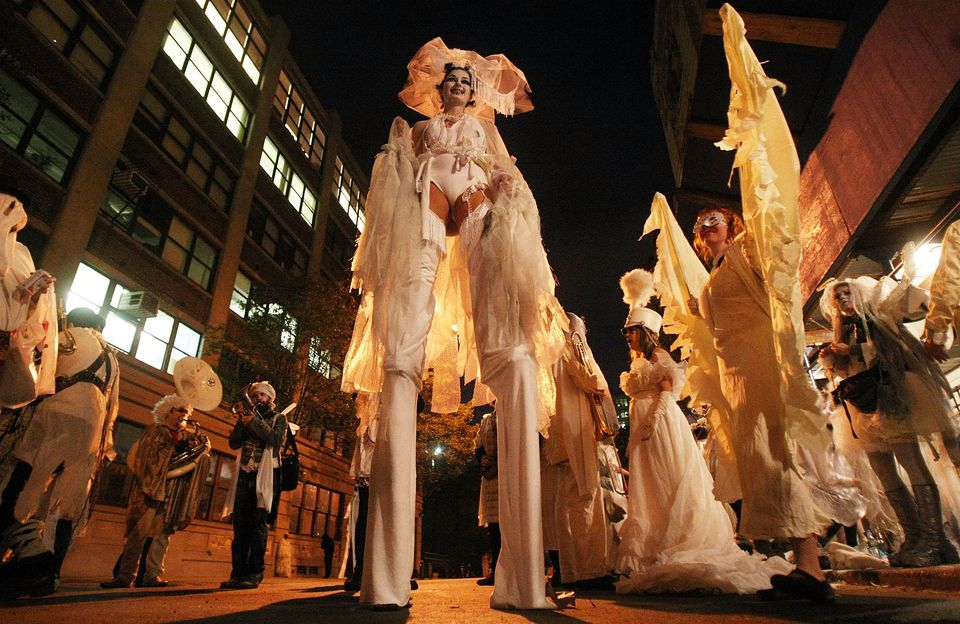 Things To Do For Halloween In Nyc