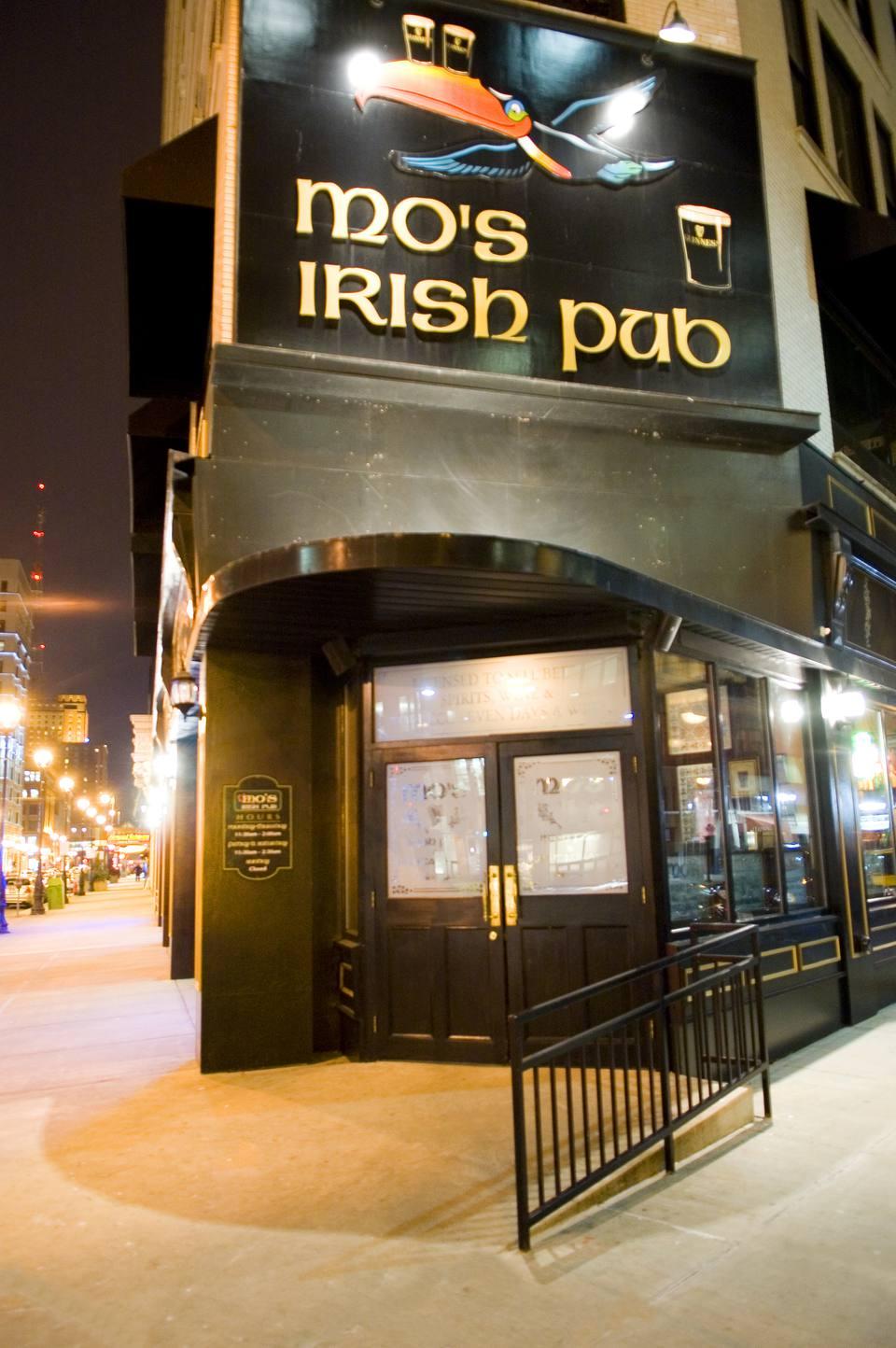 mo s irish pub milwaukee