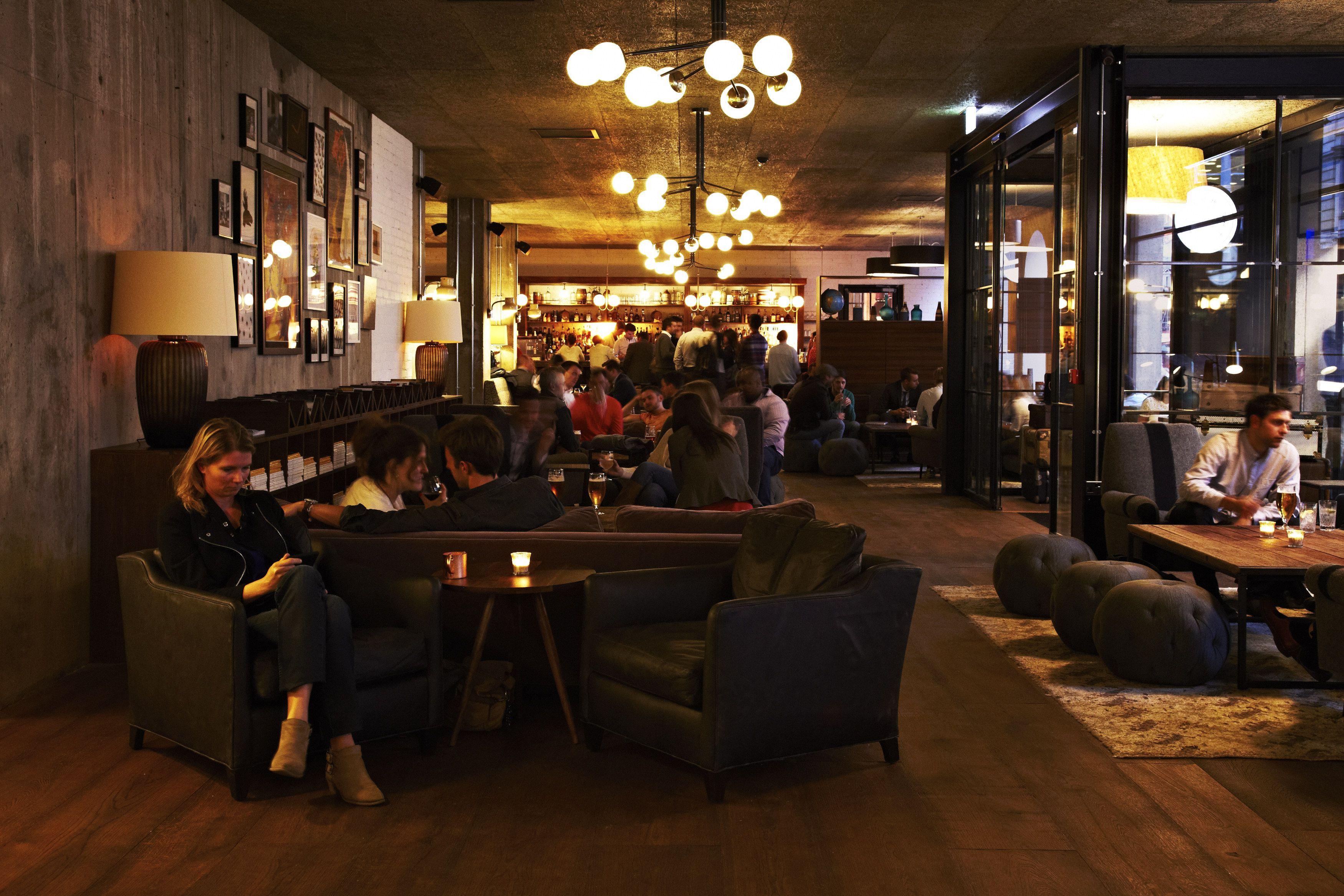 Hoxton Holborn Bar