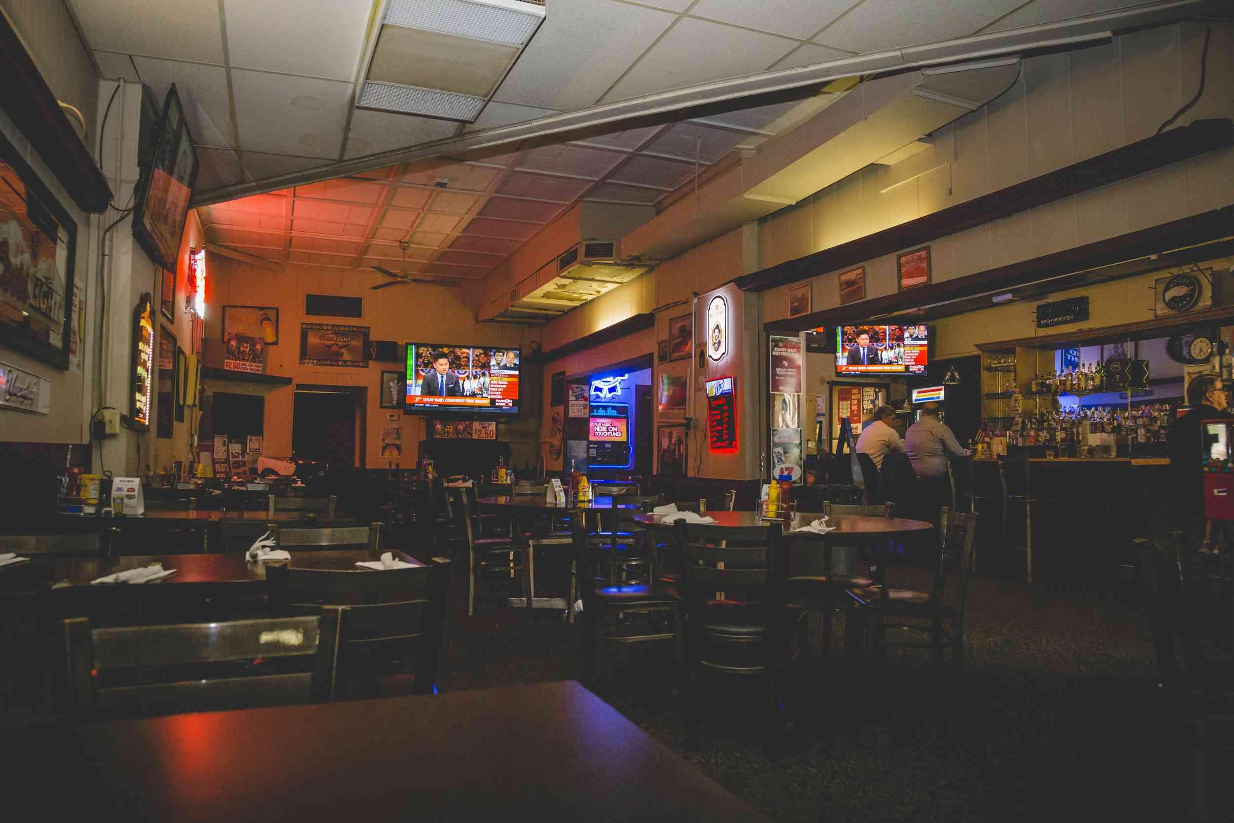 Indiana Dive Bar