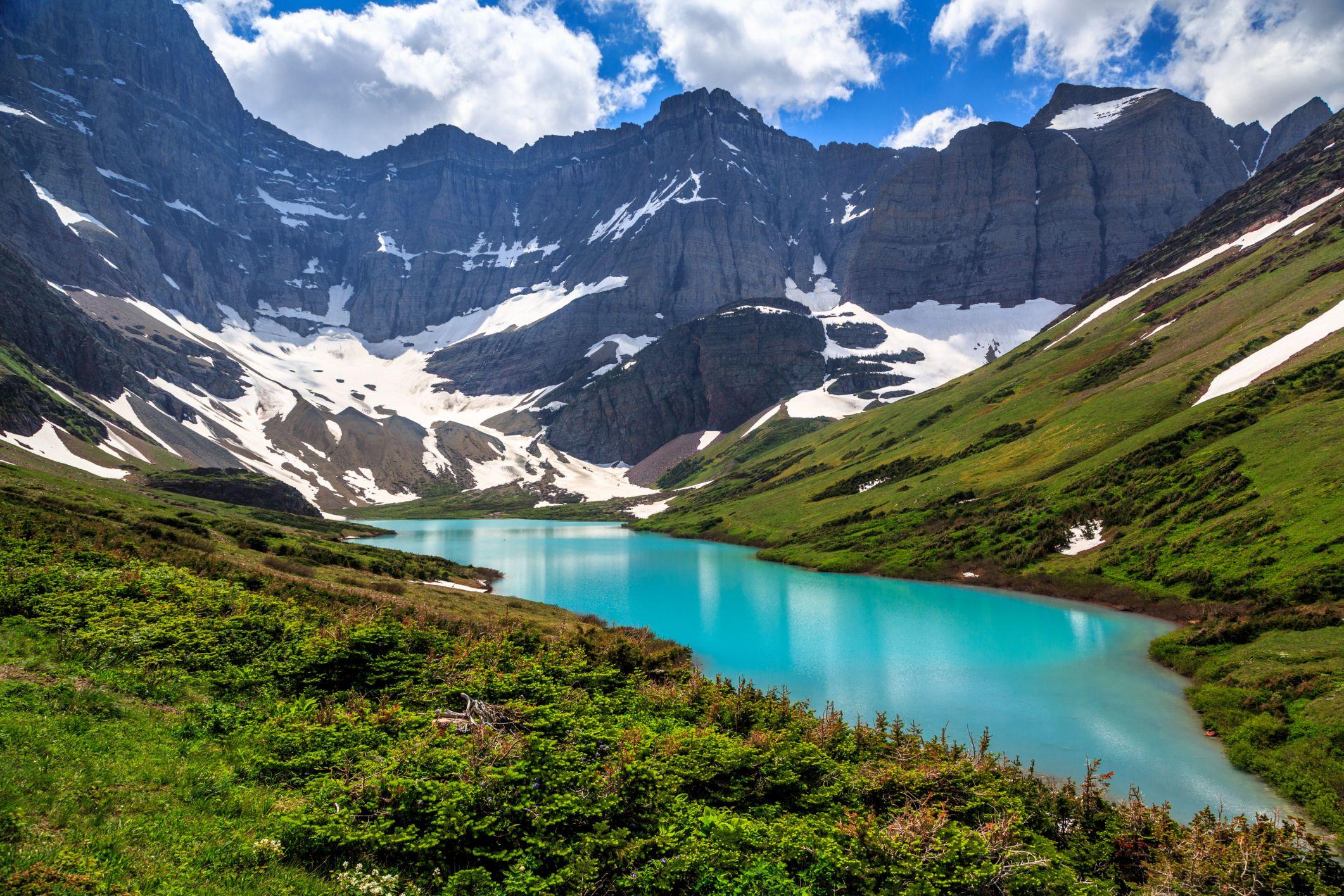 montana's glacier national park: a travel guide