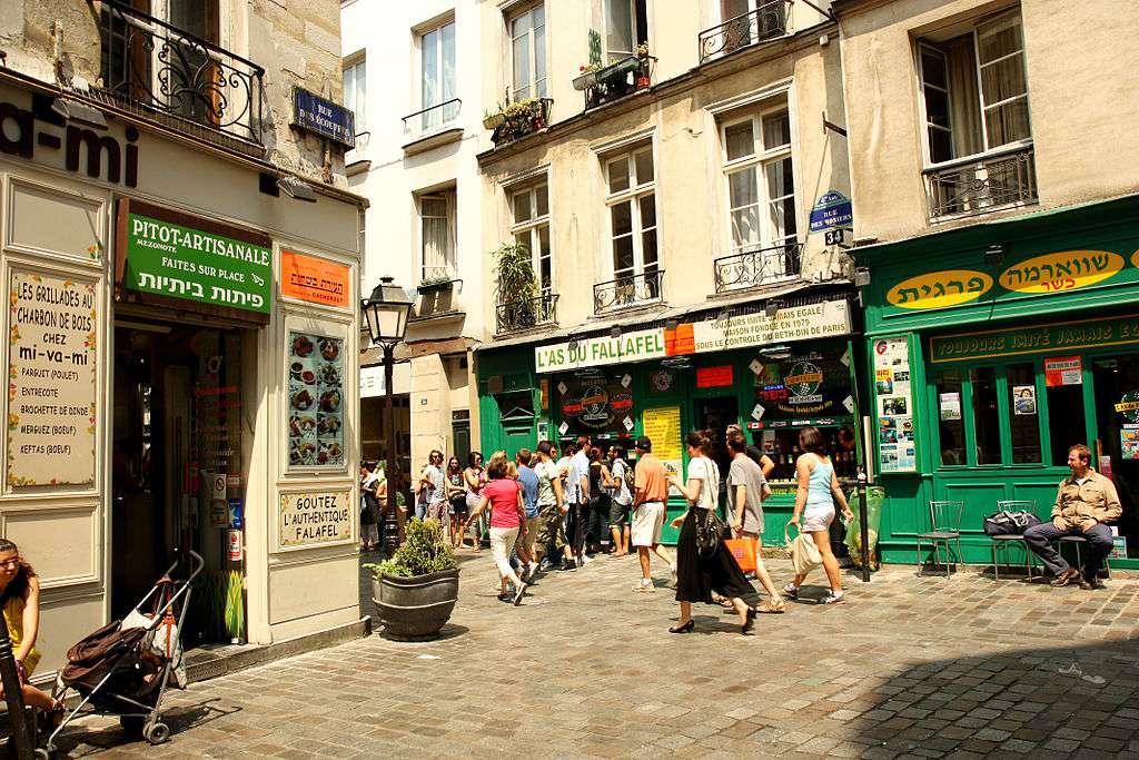 L'as du Fallafel en París