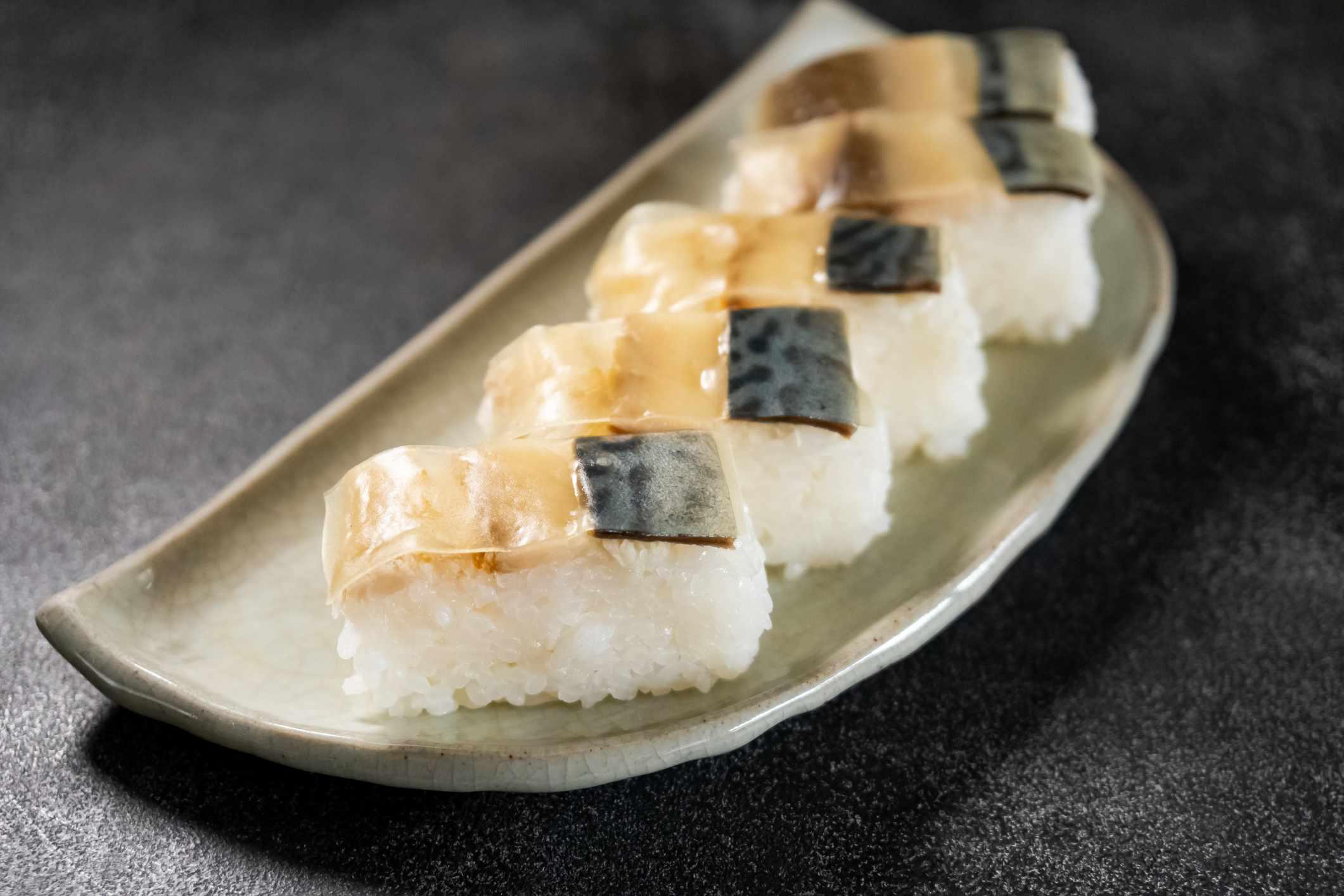 pressed sushi oskaa