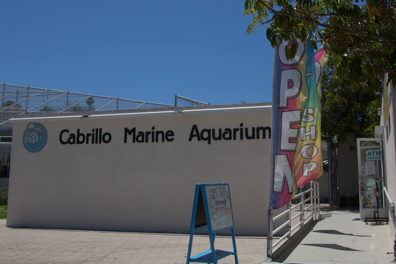 Acuario Marino Cabrillo en San Pedro