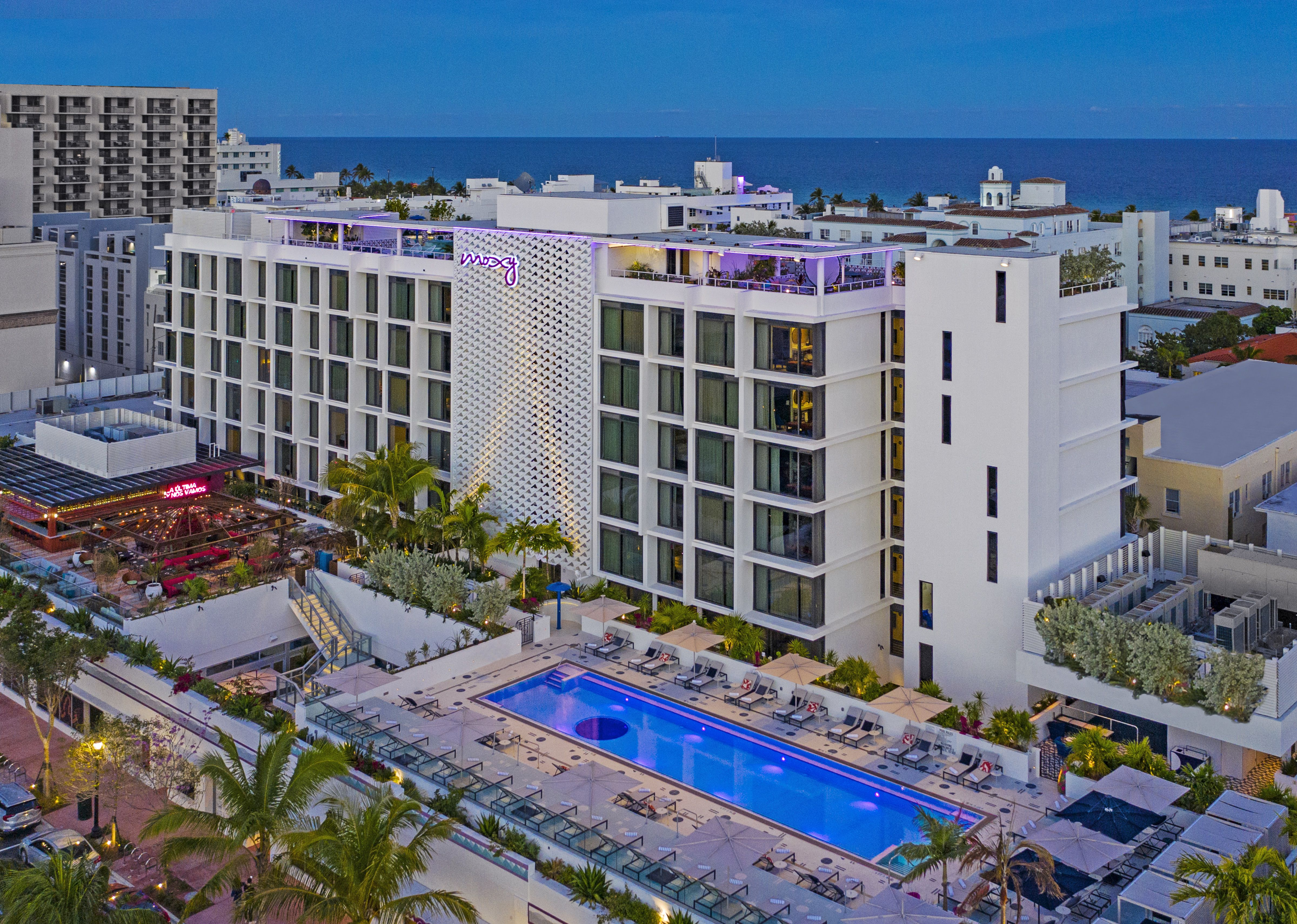 The Moxy Brand Comes to South Beach with This Extravagant New Hotel