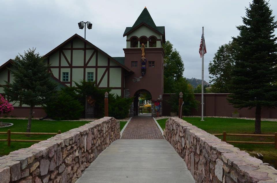 Storybook Island South Dakota park