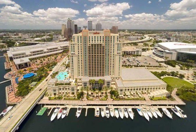 Tampa Marriott Waterside Hotel & Marina