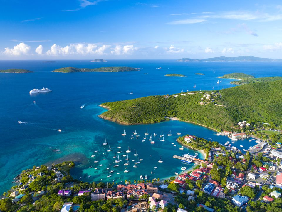 Cruz Bay, Saint John, USVI