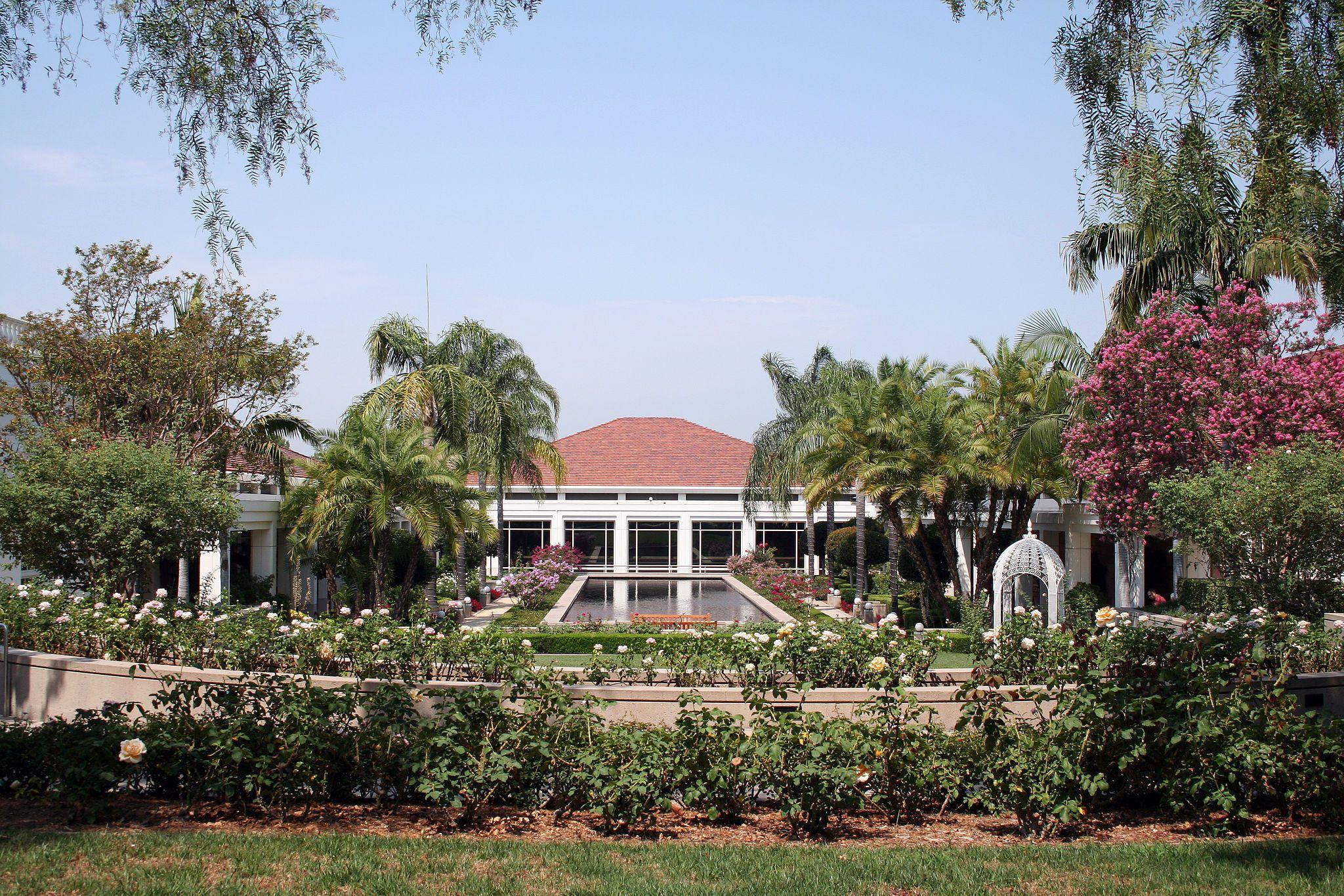 Biblioteca Presidencial de Nixon