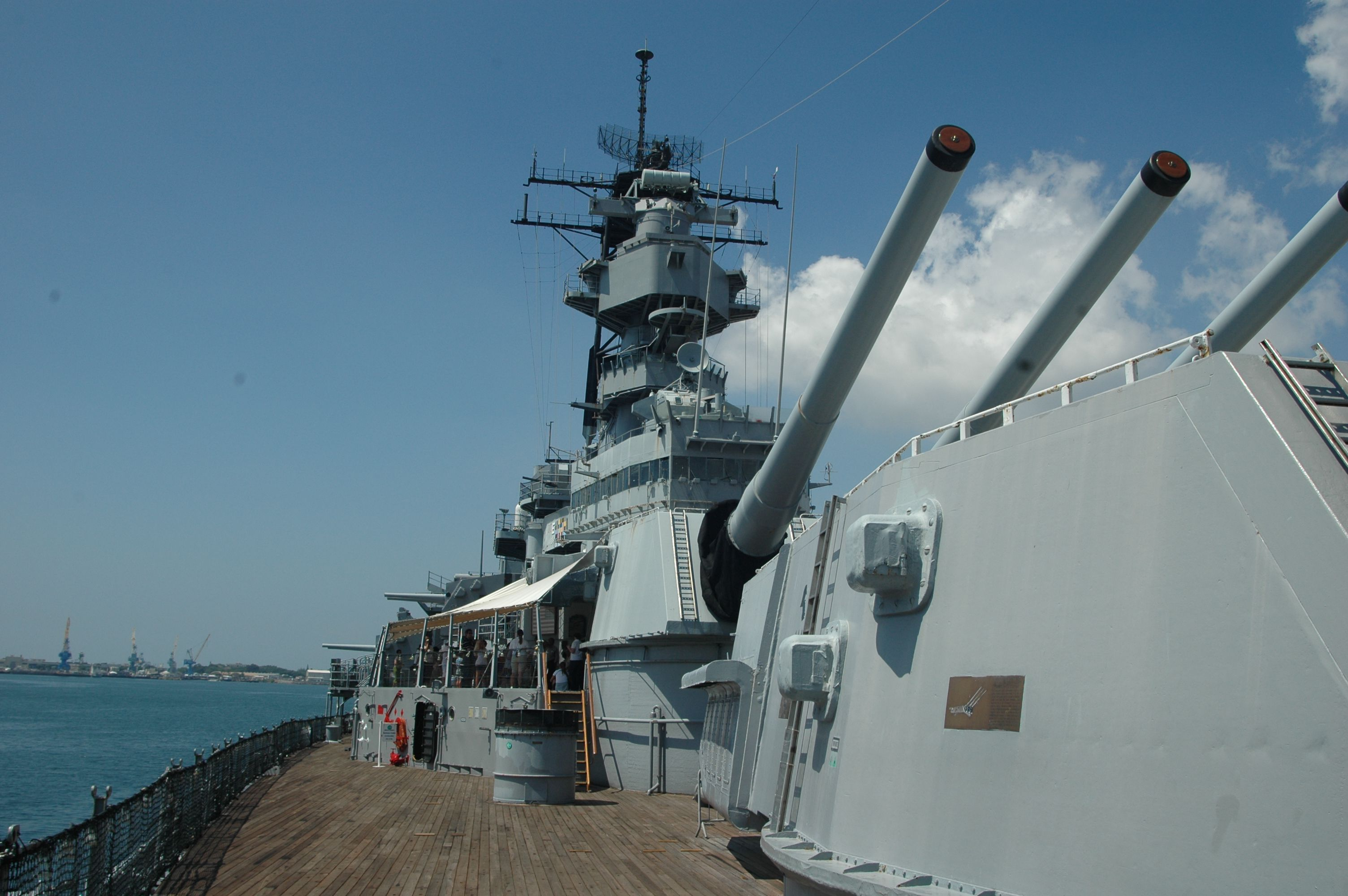 Central Auto Group >> Visiting the Battleship Missouri Memorial, Pearl Harbor