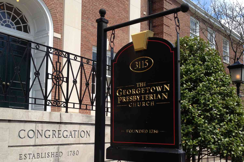 Iglesia Presbiteriana de Georgetown