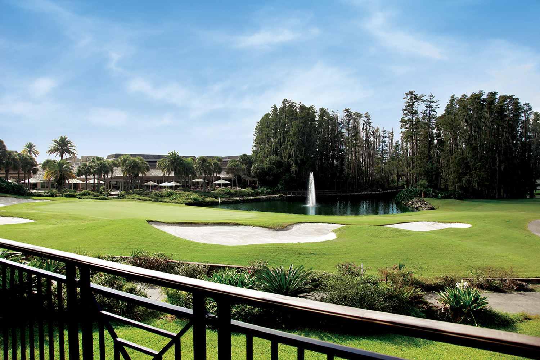 Saddlebrook Resort, Tampa, Floria