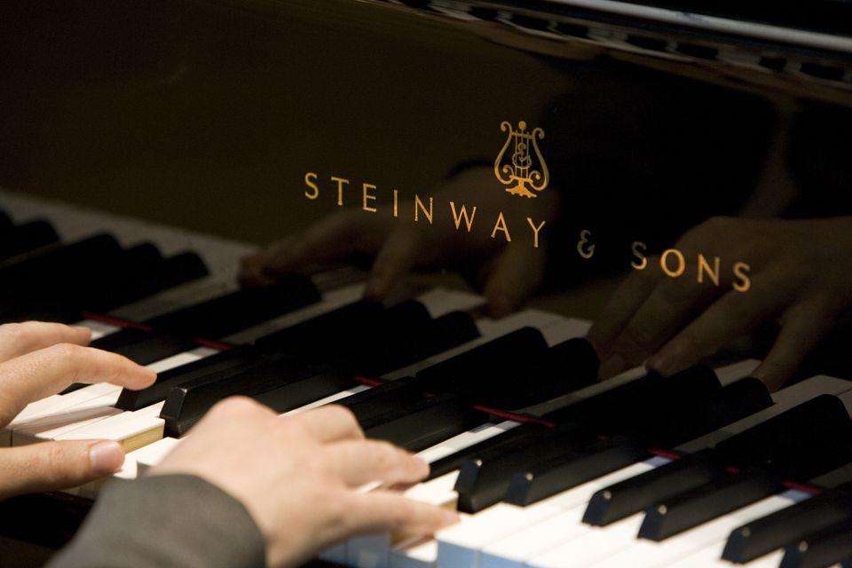 United Kingdom - London - Steinway piano