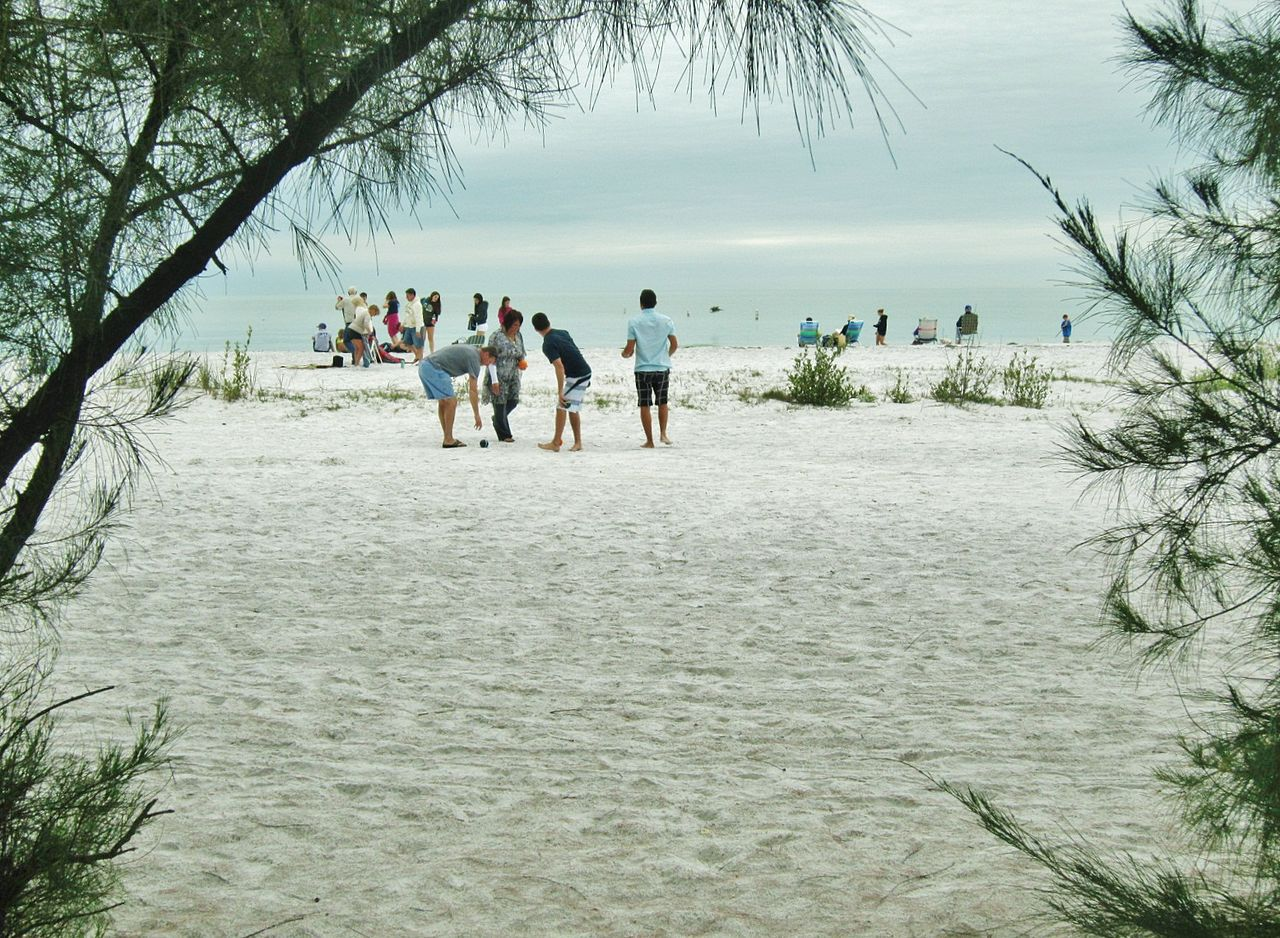 Find Paradise At Fort Desoto Park Campground