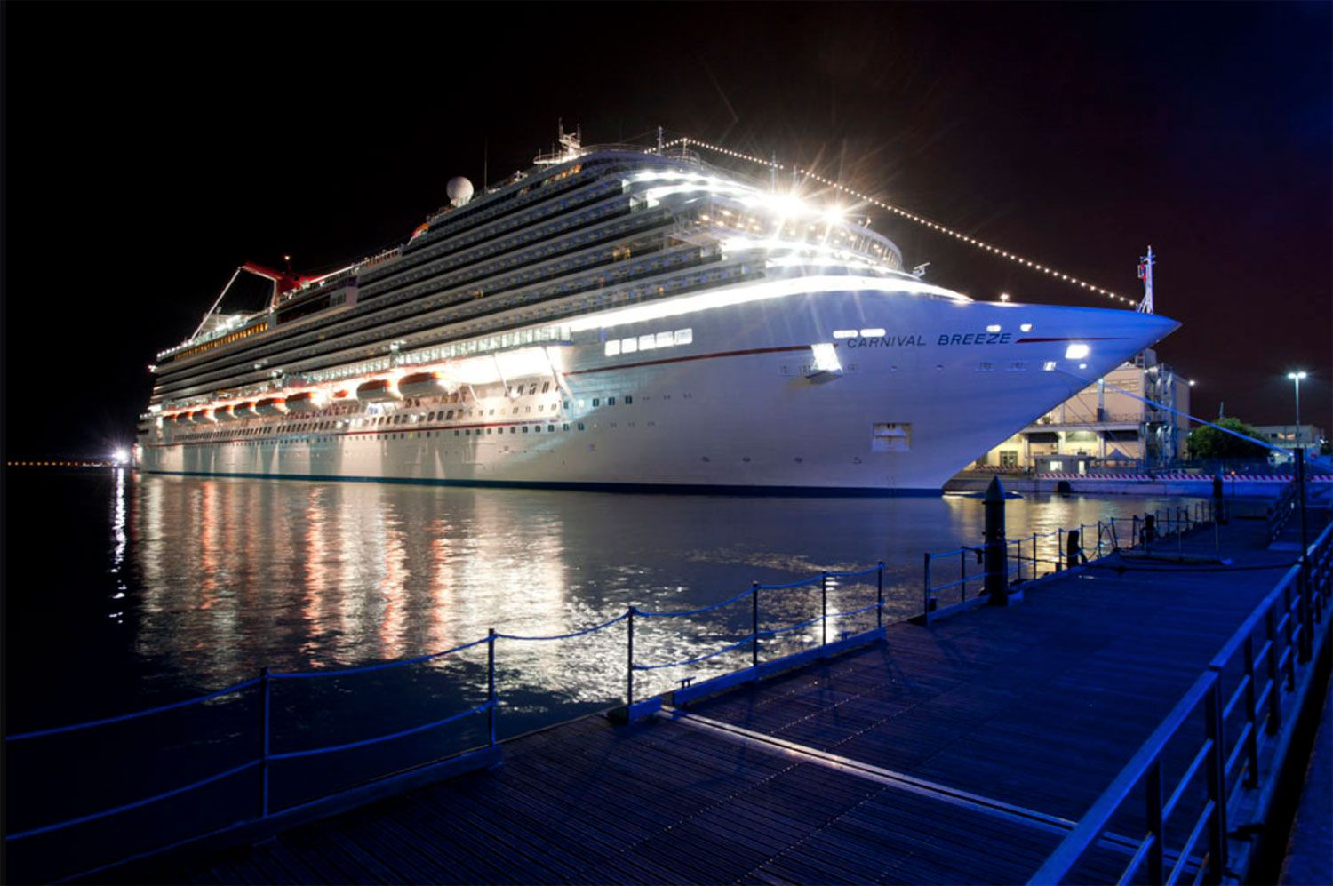 Weddings And Honeymoon Cruises On Carnival Cruise Ships