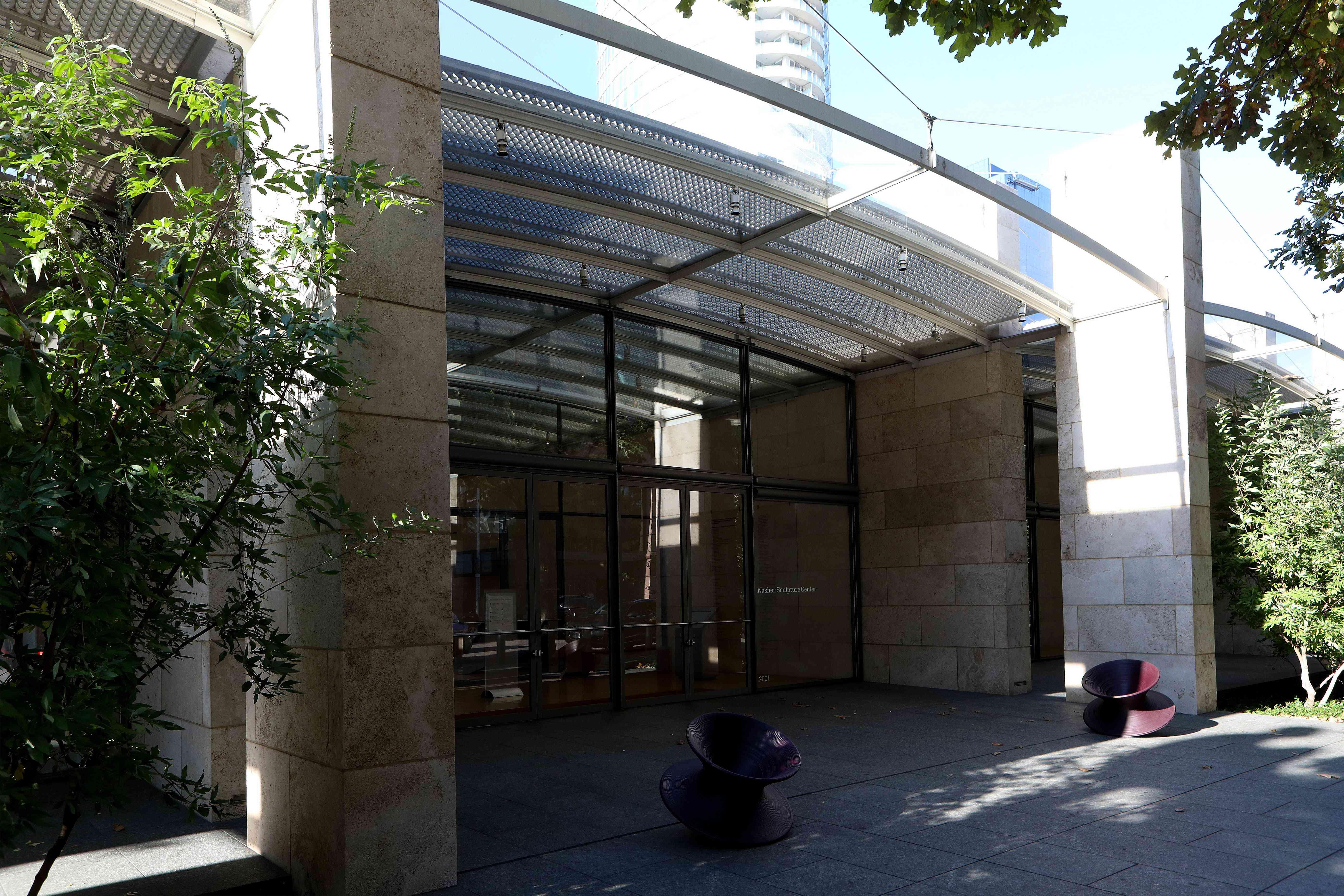 Nasher Sculpture Center in downtown Dallas