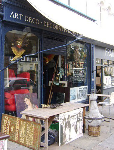 Shopping Tips For Where To Buy Antiques In London