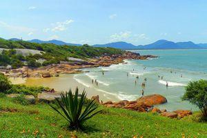 Barra da Lagoa, Ilha de Santa Catarina - Island, Beach