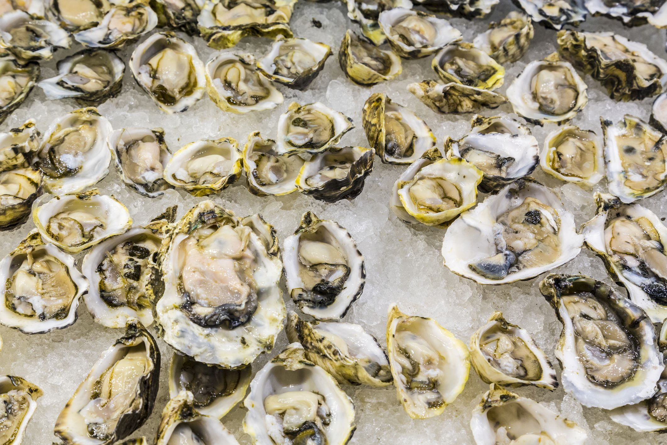 Head to the Raw Bar in Las Vegas for Oysters