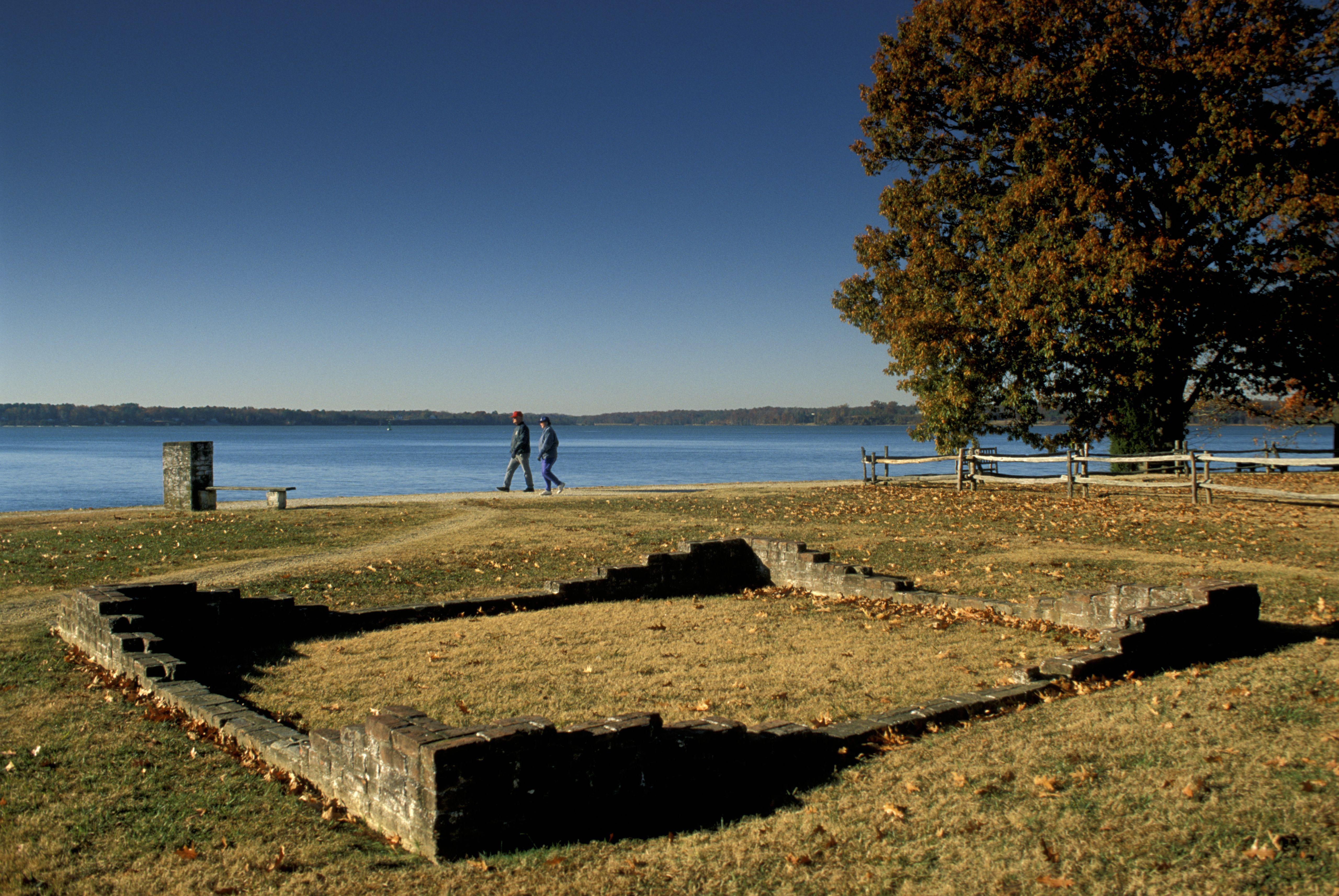 Jamestown Excavations