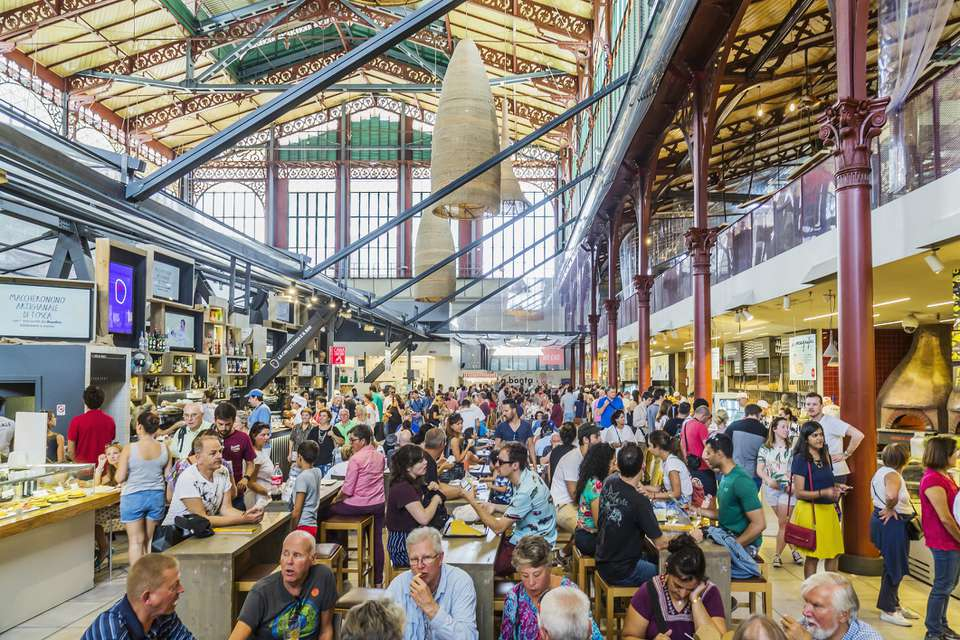 Mercato Centrale Food Hall