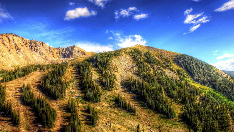 Colorado Rocky Mountains at Keystone