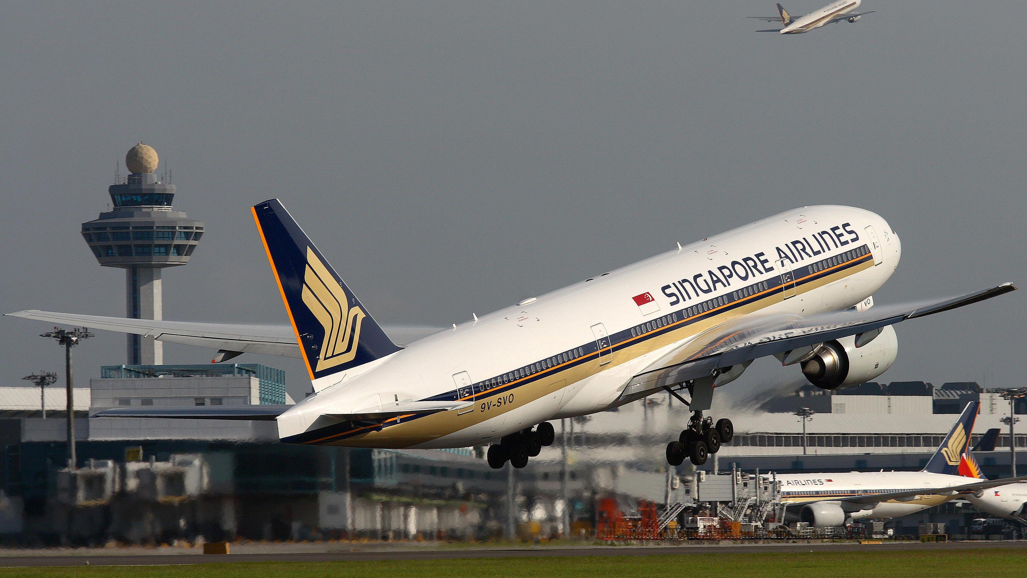 Airline Essentials - Singapore Airlines