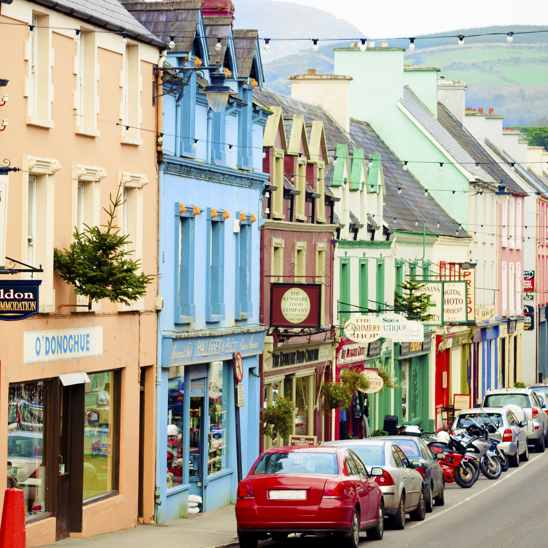 The Best Small Towns in Ireland