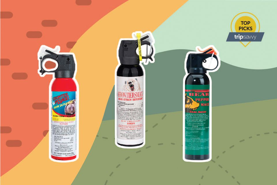 Bear Sprays
