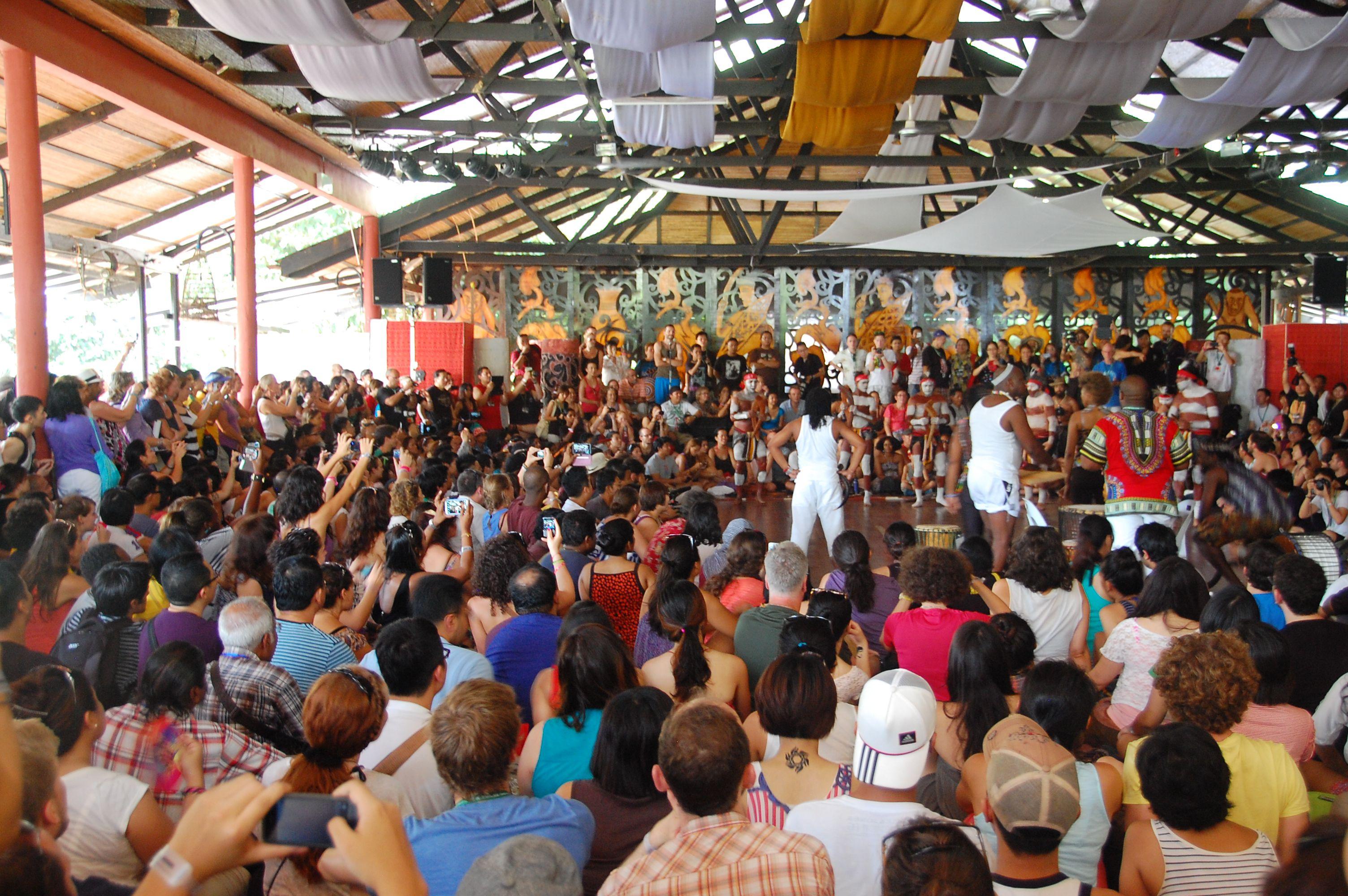Rainforest World Music Festival in Sarawak, Borneo