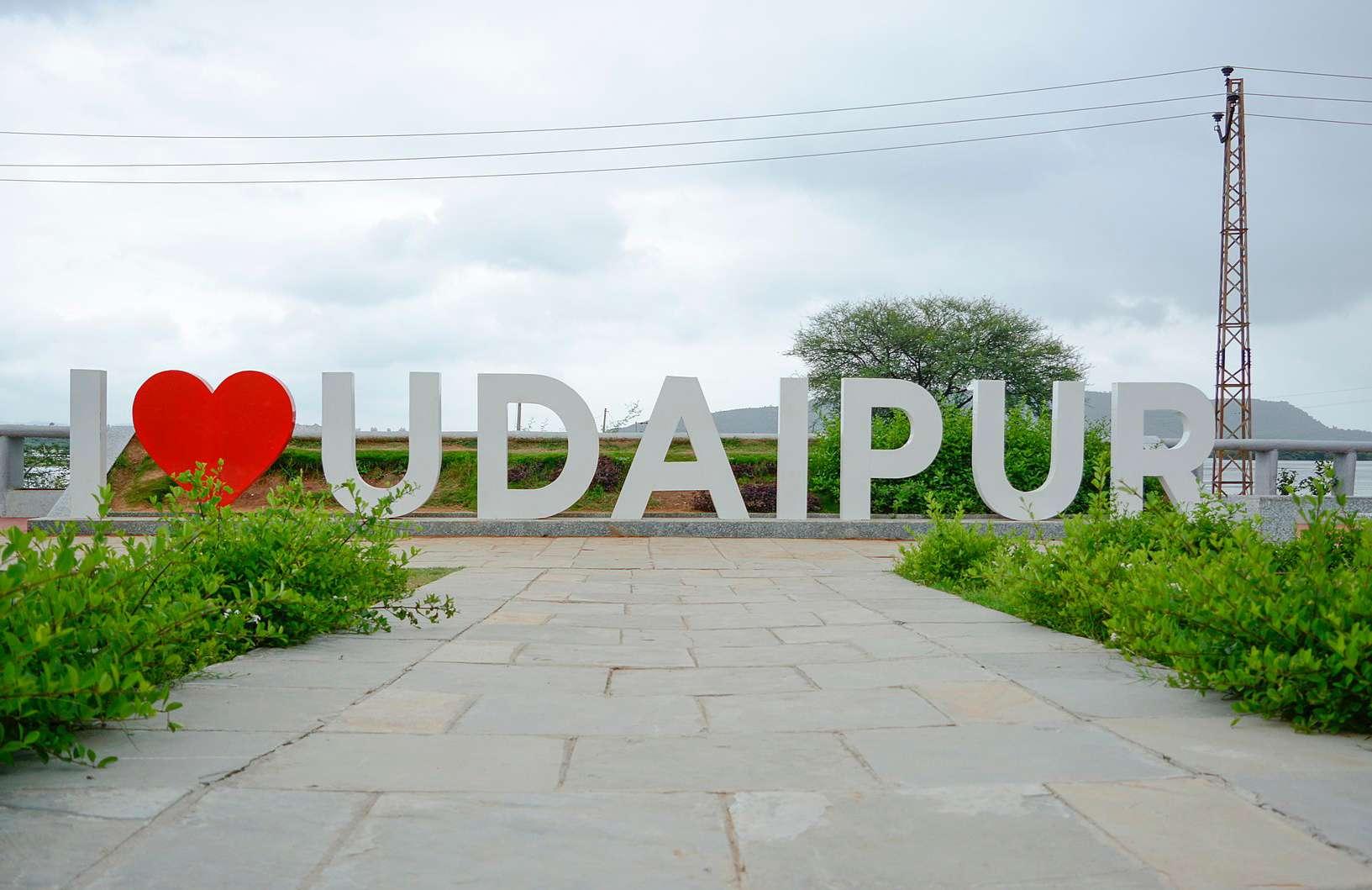 Pratap Park, Udaipur.