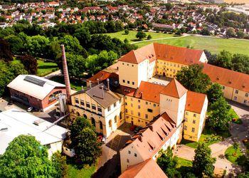 Weihenstephan Brewery in Bavaria