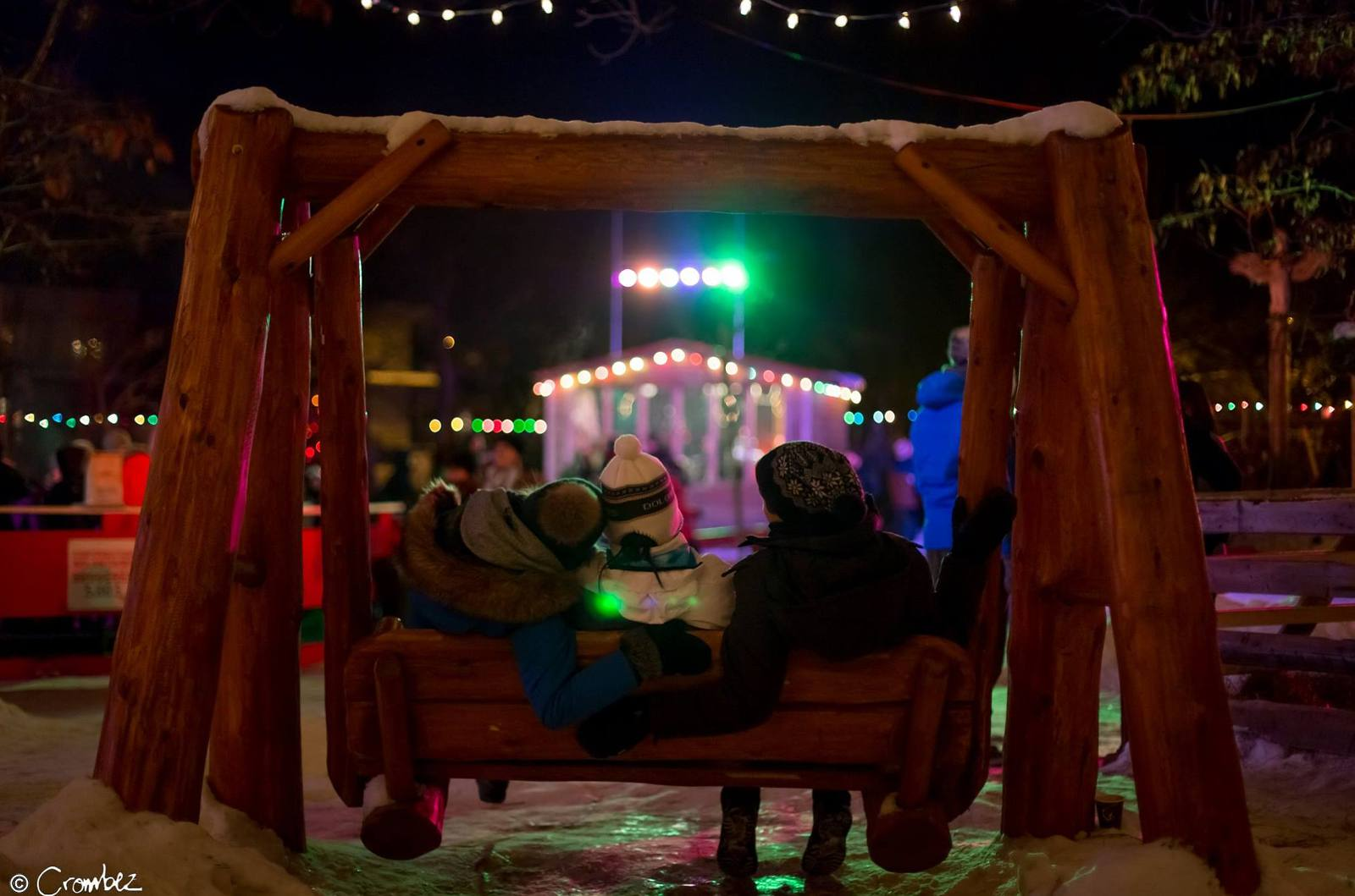 Kostenlose Aktivitäten in Montreal zu tun kommen Weihnachtsferien 2015-2016 umfassen Noël dans le Parc.
