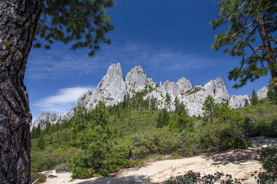 Parque estatal Castle Crags