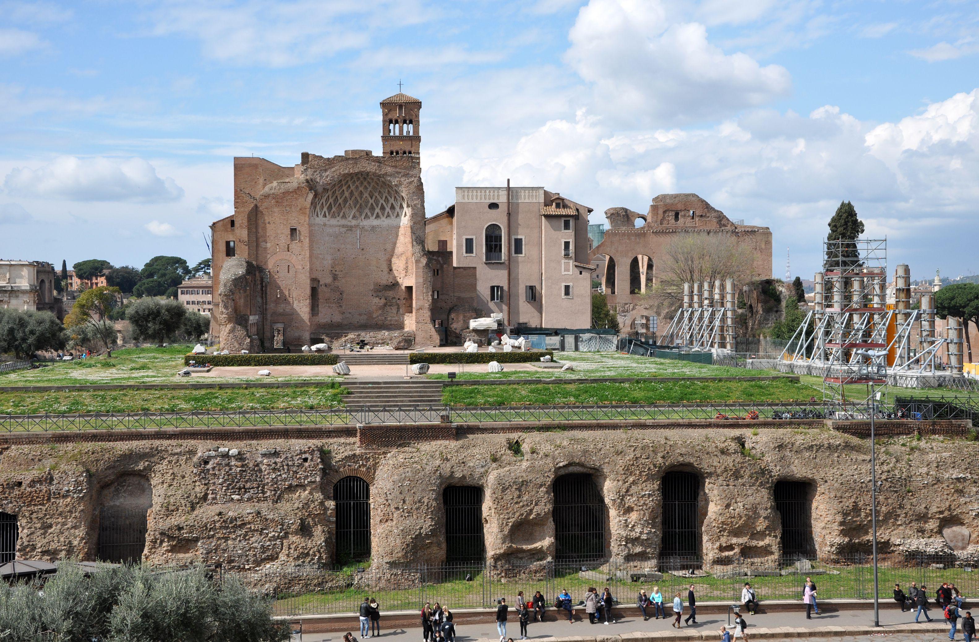 starovekej rímskej datovania